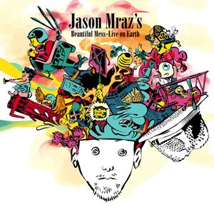 Image for 'Jason Mraz's Beautiful Mess: Live On Earth'
