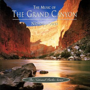 Image pour 'The Music of the Grand Canyon'