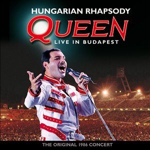 Image for 'Hungarian Rhapsody: Queen Live In Budapest '86'