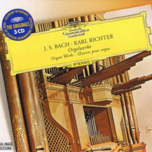 Image for 'Bach: Organ Works'