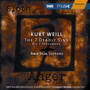 Image for 'Weill: 7 Deadly Sins (The) / Quodlibet, Op. 9'