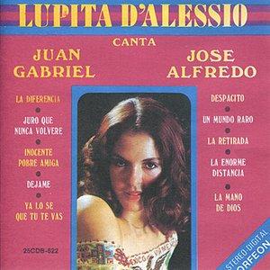 Immagine per 'Lupita D'alessio Grandes Autores'