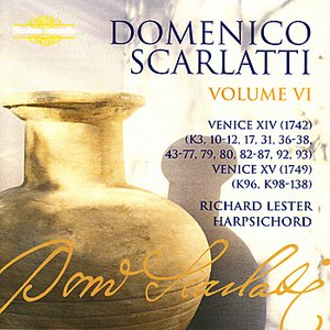 Image for 'Domenico Scarlatti: The Complete Sonatas, Vol. VI'