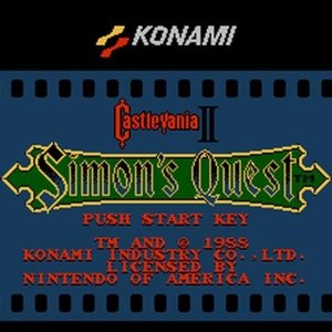 Image for 'Castlevania II (Bloody Tears remix)'