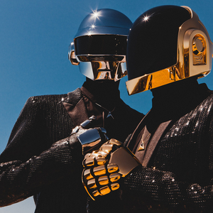 Daft Punk photo