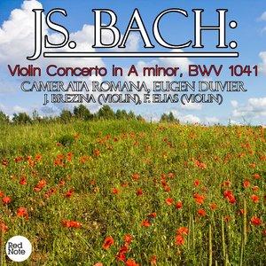Image for 'Bach: Violin Concerto in A minor, BWV 1041'