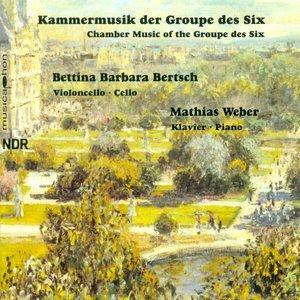 Image for 'Honegger, A.: Cello Sonatina / Poulenc, F.: Cello Sonata / Milhaud, D.: Cello Sonata, Op. 377 (Chamber Music of the Groupe Des Six)'