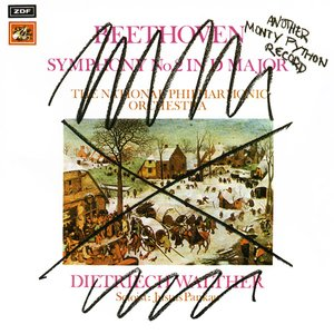 Image for 'Another Monty Python Record'