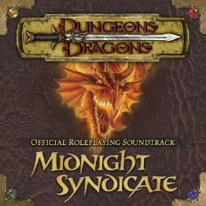 Imagen de 'Dungeons & Dragons: Official Roleplaying Soundtrack'