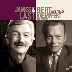 Image for 'James Last & Bert Kaempfert & His Orchestra / Back To Back'