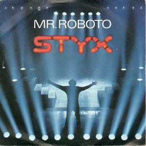 Image for 'Mr. Roboto'