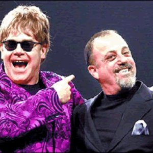 Image pour 'Elton John and Billy Joel'