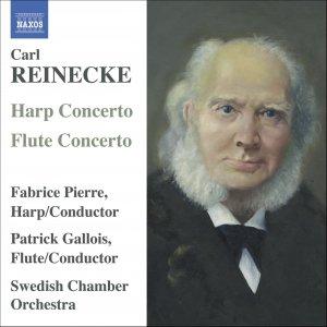 Image for 'REINECKE: Flute Concerto / Harp Concerto / Ballade'