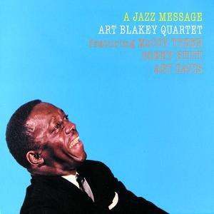 Image for 'A Jazz Message'