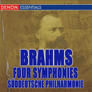 Image for 'Brahms: The Complete Symphonies'