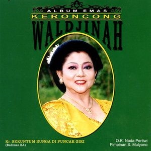 Image for 'Album Emas Keroncong: Waldjinah, Vol. 1'