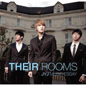 Immagine per 'Music Essay : Their Rooms'