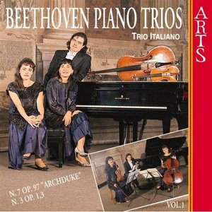 Image for 'Beethoven: Piano Trios Vol. 1'