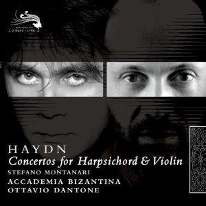 Image pour 'Haydn: Concertos for Harpsichord & Violin'
