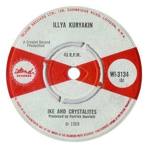 Image for 'Ike Bennett & The Crystalites'