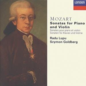 Image for 'Mozart: The Sonatas for Violin & Piano'