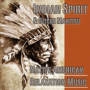 Image for 'Native American Relaxation Music (By Gitche Manitou)'