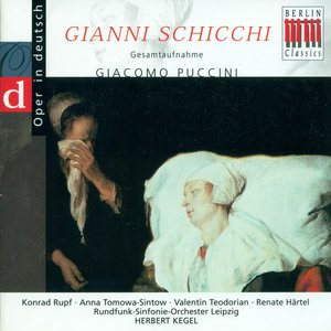 Image for 'Puccini, G.: Gianni Schicchi [Opera] (Sung in German)'