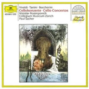 Image for 'Vivaldi / Tartini / Boccherini: Cello Concertos'