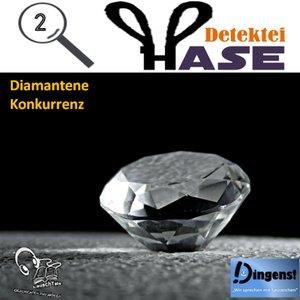 Image for 'Detektei Hase 2 - Diamantene Konkurrenz'
