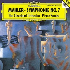 """Image for 'Mahler: Symphony No.7 """"Song Of The Night""""'"""