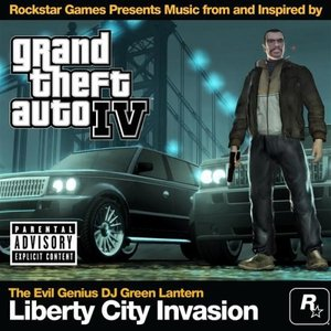 Image for 'Grand Theft Auto IV: Liberty City Invasion'