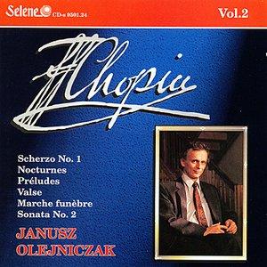 Image for 'Chopin: Scherzo, Nocturnes, Preludes, Valse, March, Sonata No.2'