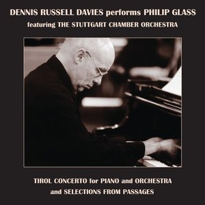 Image for 'Dennis Russell Davies Performs Philip Glass'