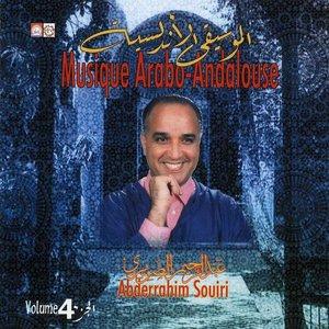 Image for 'Geatest hits of Abderrahim Souiri, arabo Andalusian music Vol. 4 of'