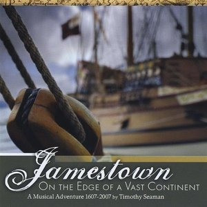 Immagine per 'Jamestown: On the Edge of a Vast Continent'