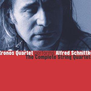 Image for 'Alfred Schnittke (Complete Works for String Quartet)'