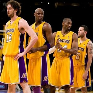Image for 'LA Lakers'