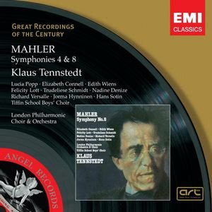 Image for 'Mahler: Symphonies 4&8'