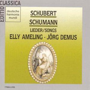 Image for 'Schubert/Schumann Songs'
