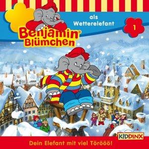 Image for 'Folge 1 - Benjamin Blümchen als Wetterelefant'