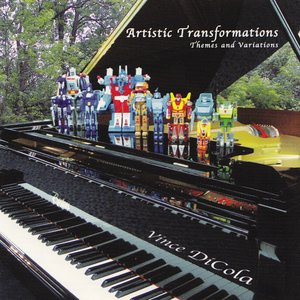 Image for 'Artistic Transformations'