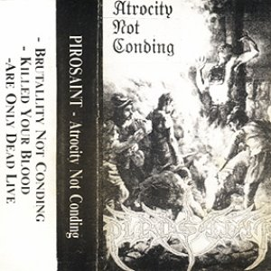 Image for 'Atrocity Not Condign'