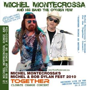 """""""Michel Montecrossa's Michel & Bob Dylan Fest 2010""""的封面"""