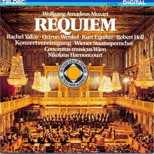 Immagine per 'Mozart : Requiem in D minor K626 : I Requiem'
