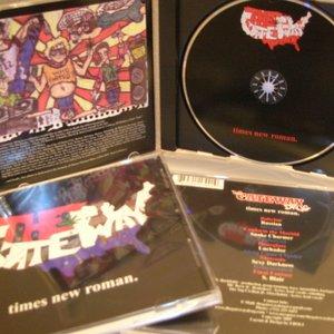 Image for 'times new roman. album sampler'
