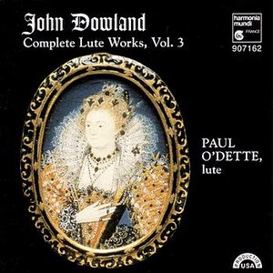 Image for 'Dowland: Complete Lute Works, Vol. 3'