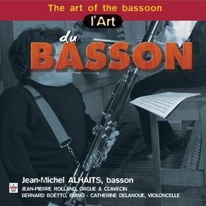 Image for 'Solo de concert pour basson & piano : Allegro'