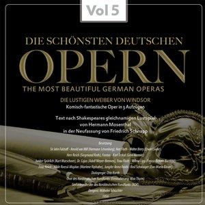 Image for 'Die Schönsten Deutschen Opern, Vol. 5 (1956)'