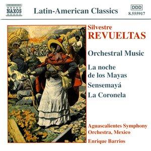 Imagen de 'Revueltas: Orchestral Music'
