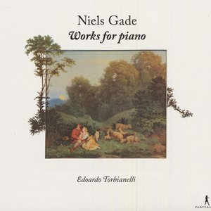 Image for 'Gade, N.: Piano Music'